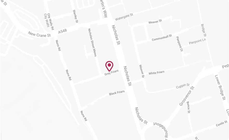 Friarsgate FP Map